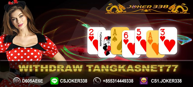 Withdraw Tangkasnet77